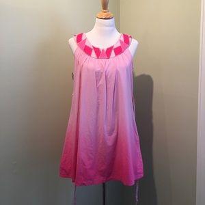 High neck mini dress, medium